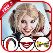 Harley Quinn Photo Editor Icon