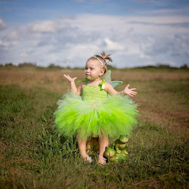 Green Faerie by Stephanie Espinoza - Babies & Children Toddlers
