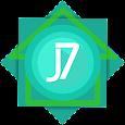 J7 launcher theme
