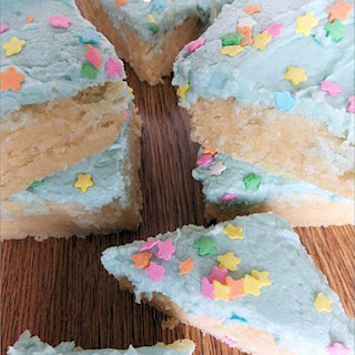 Amish Sugar Cookie Bars