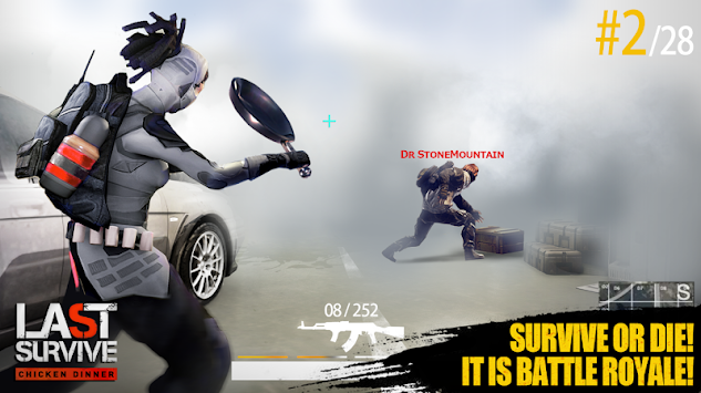 Last Survive - Chicken Dinner APK screenshot thumbnail 9