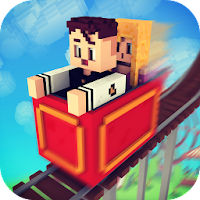 Theme Park Craft: Build & Ride For PC (Windows And Mac)