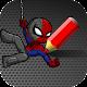 Spider Boy Coloring Game Kids