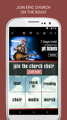 Eric Church For PC