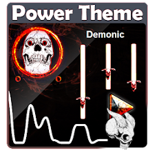 Demonic Poweramp Skin