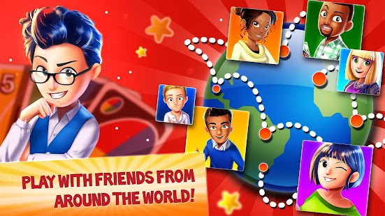 Game UNO ™ & Friends APK for Kindle