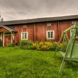 Finnished Summer by Bojan Bilas - Buildings & Architecture Homes ( building, finland, architecture, house, lieto )