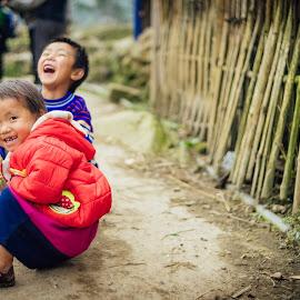 by Bebe Leong - Babies & Children Children Candids ( sapa, vietnam, kids, cute,  )