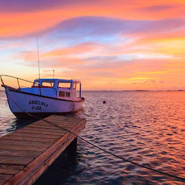 by Kathy Suttles - Transportation Boats