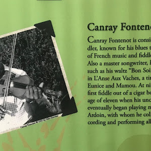 Canray Fontenot is considered the greatest Creole fiddler, known for his blues tonalities and sizable repertoire of French music and fiddle tunes, including many rags. Also a master songwriter, he ...