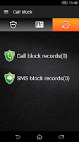 Screenshot of Call block [block call or sms]