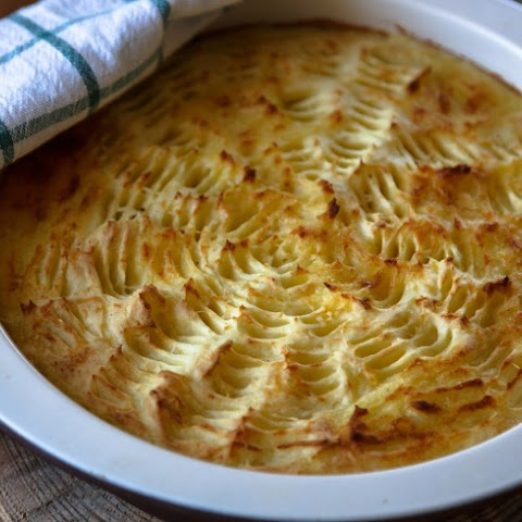 Old Fashioned Shepherd's Pie