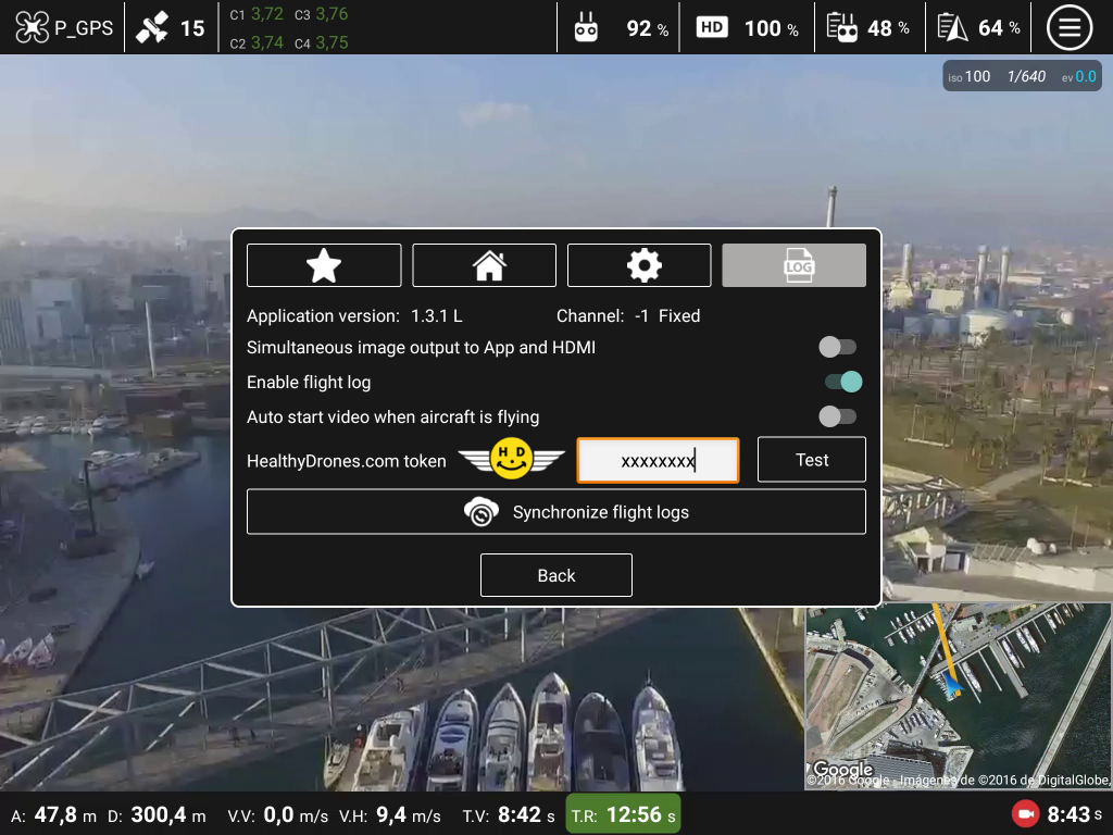 Top Pilot DJI Phantom/Inspire Screenshot 5