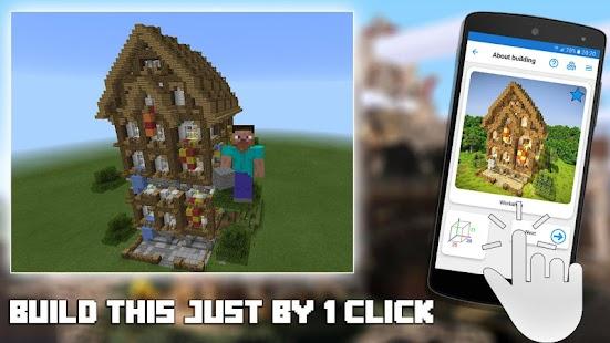 Builder for Minecraft PE APK for Bluestacks