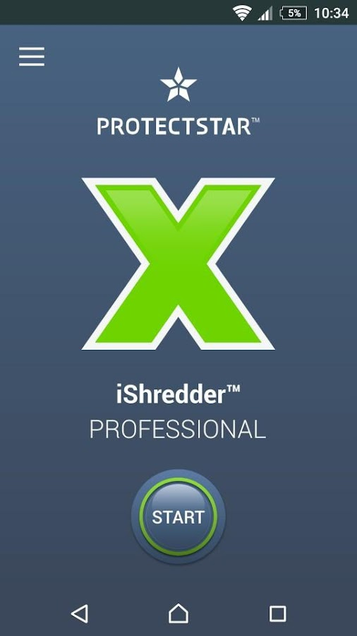 iShredder™ 4 Professional Screenshot 0