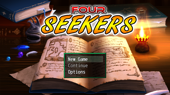 Four Seekers- screenshot thumbnail