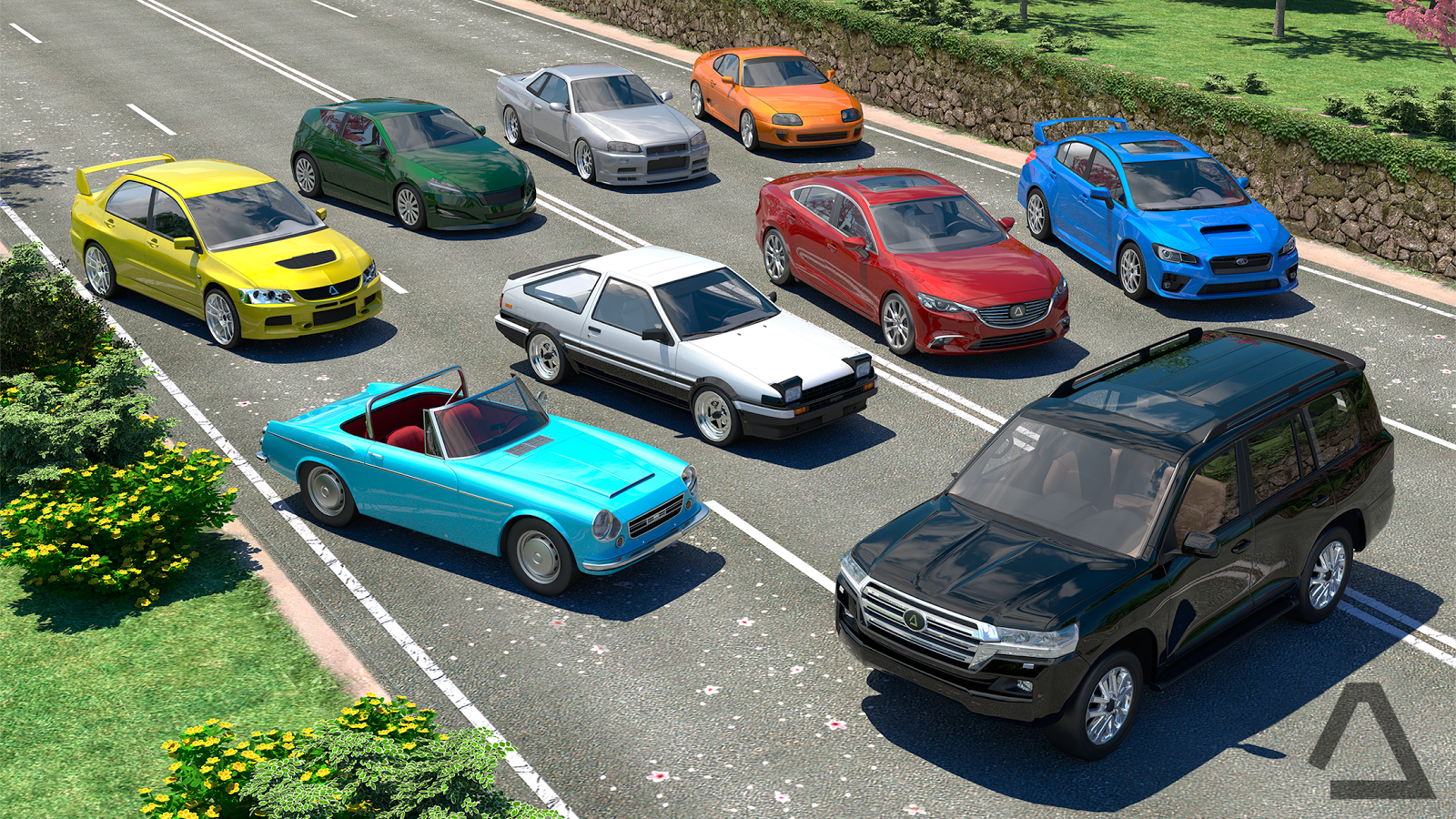 Driving Zone: Japan Screenshot 4