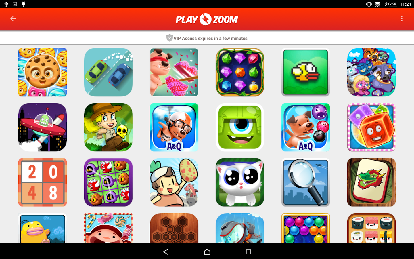 Playzoom Screenshot 6