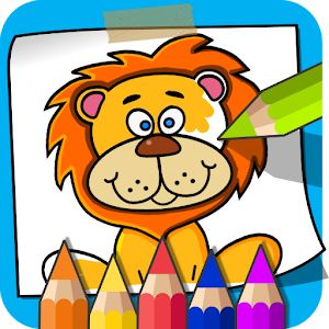 Paint and Learn Animals Online PC (Windows / MAC)