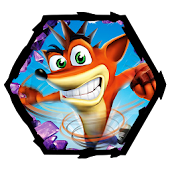 Bandicoot Crash Adventure