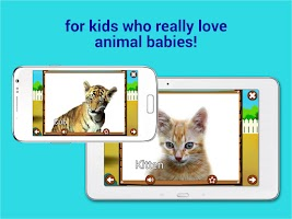 Screenshot of Kids Zoo,Animal Sounds & Photo