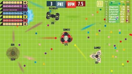 spinner.io onlinе multiplayer