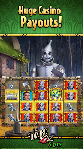 Wizard of Oz Free Slots Casino screenshot 1