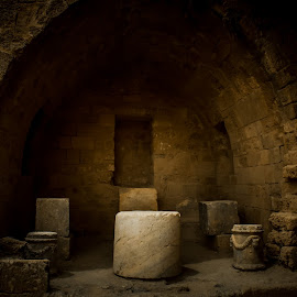 ancient tomb by Graeme Lawson - Buildings & Architecture Public & Historical ( old, tomb, ancient, historicl, greece )