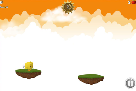 Cubimal Jumping - screenshot