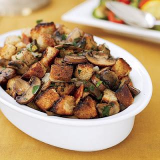 Mushroom Stuffing Turkey Recipes