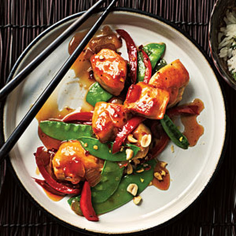 kung pao chicken skewers kung pao chicken skewers kung pao chicken ...