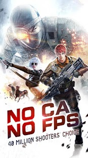 Crisis Action: NO CA NO FPS Screenshot