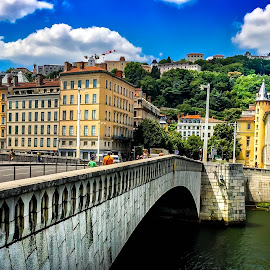 Lyon by Mike Hotovy - Instagram & Mobile iPhone