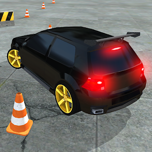Real car parking simulator for speed car racers APK Icon