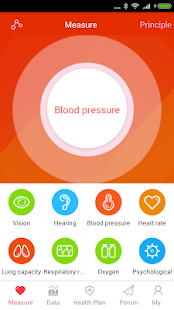 iCare Blood Pressure Pro- screenshot thumbnail