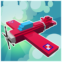 Plane Craft: Square Air For PC (Windows And Mac)
