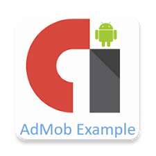 Ads Example for AdMob