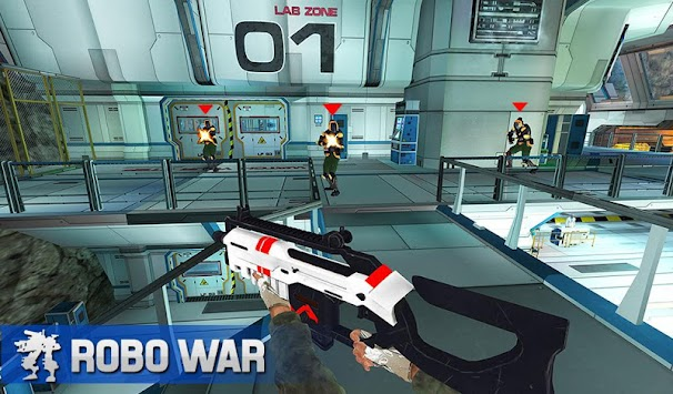 Robots War Fighting 2017 APK