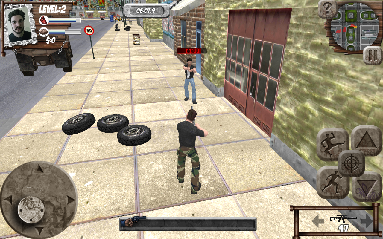 Russian Crime Truck Theft Screenshot 1