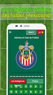 Game Logo Quiz ~ Futbol Mexicano apk for kindle fire