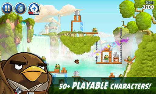 Angry Birds Star Wars II Free screenshot 3