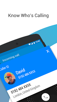 Caller ID - Block & Dialer APK screenshot thumbnail 1