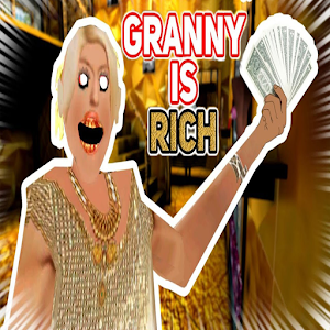 Granny Rich (Mod) For PC / Windows 7/8/10 / Mac – Free Download