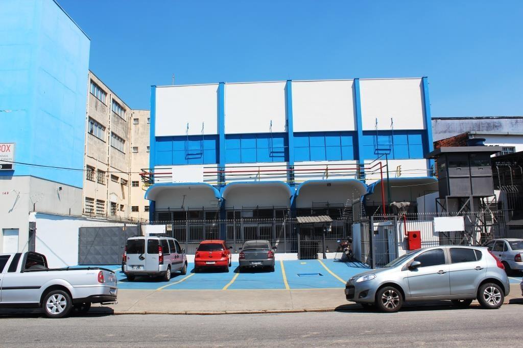 Limão - Escritórios / Galpão  4.683m² na Avenida Nossa Senhora do Ó para Locação.