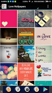 Love Wallpapers HD - screenshot
