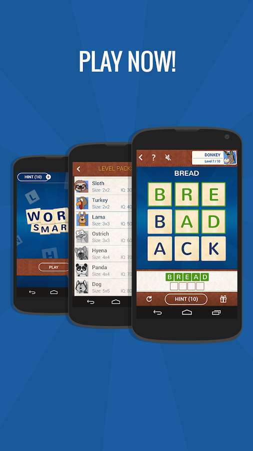 Word Smart: A Brain Game Screenshot 5