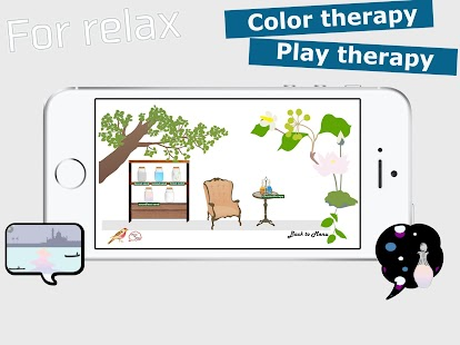 Play Therapy for relax- screenshot