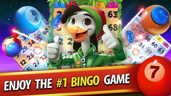 Bingo Drive – Free Bingo Games to Play for pc