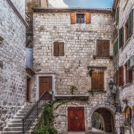 Kotor, Montenegro by Angela Higgins - City,  Street & Park  Historic Districts