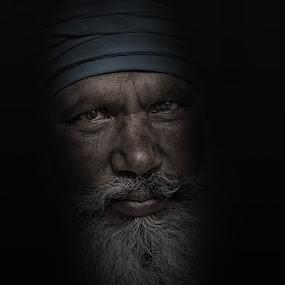 by Ronald Romero - People Portraits of Men